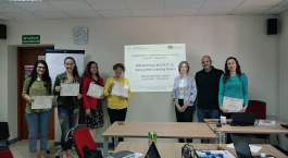 Kick off meeting, Lublin - Poland (May 2018)
