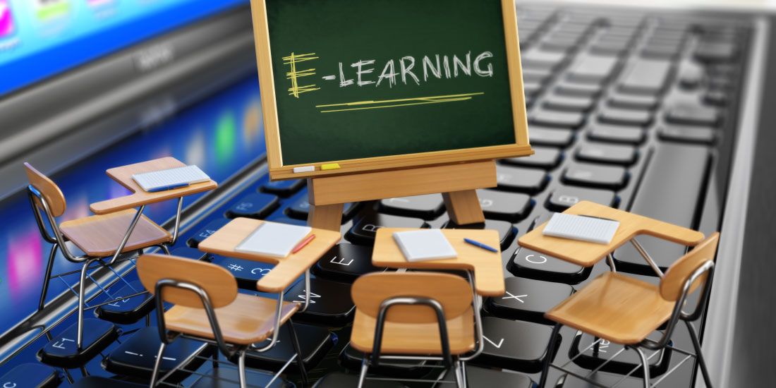 Provision of an online self-learning tool